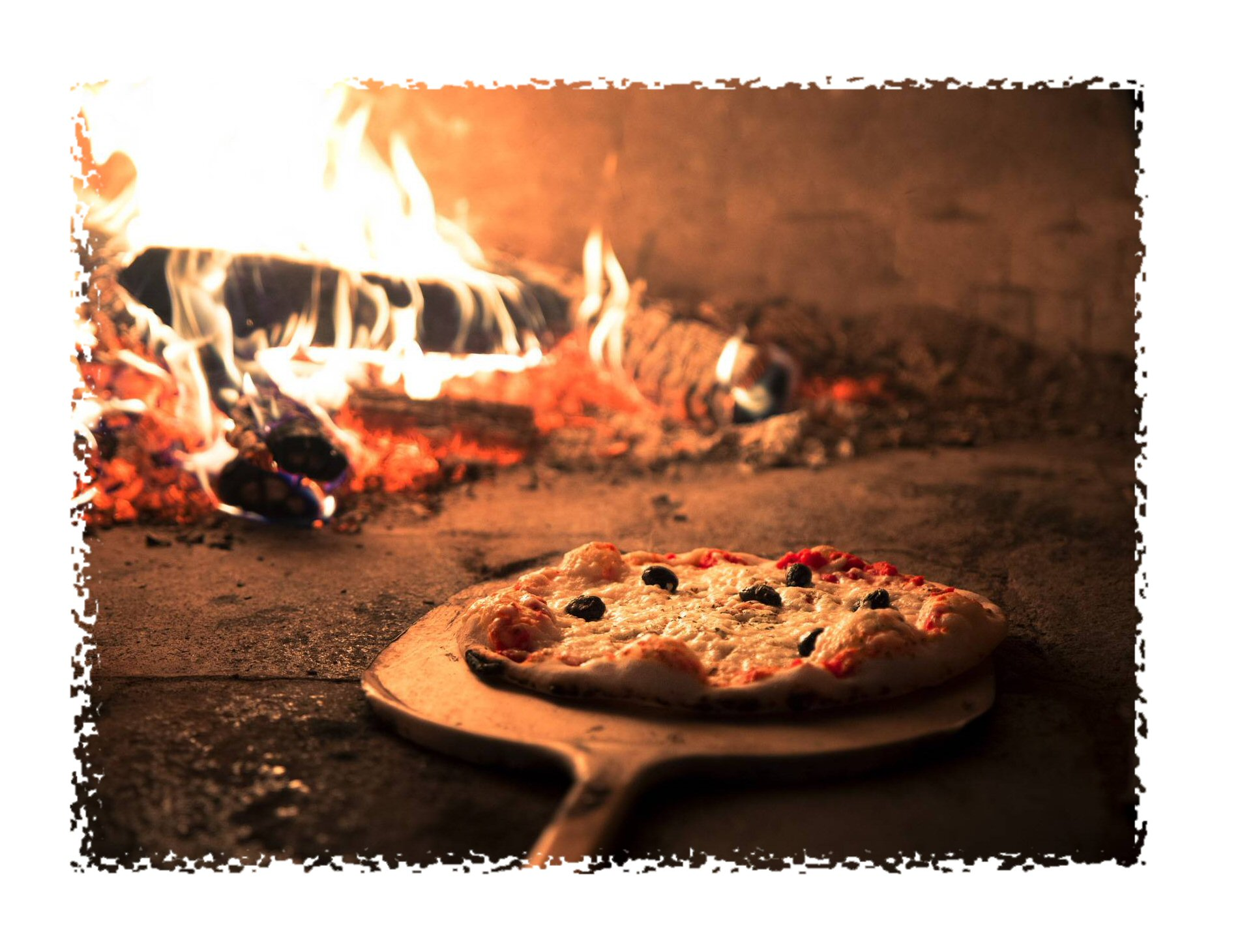 pizza au feu du bois chernex suiss